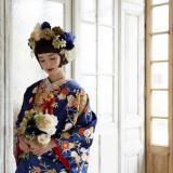 百花籠の「和魂洋才」の雰囲気に合う多くの和装もご用意しております