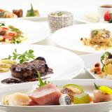 【婚礼料理】和洋コース料理