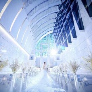 壮麗な青の大聖堂見学×豪華特典×黒毛和牛2万円コース無料試食