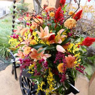 【TAMAYAフェア特典】衣装や装花など6つの中から選べる2特典を特別進呈!
