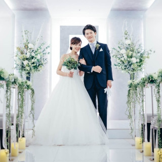【初めての見学にオススメ!】結婚式まるわかり試食付きフェア☆