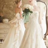 衣装サロン「ブライダルハウスTUTU」洗練されたデザインと素材なバリエーションが魅力