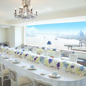 【ご祝儀払いOK】30名82万で叶える絶景ホテル披露宴特別フェア★