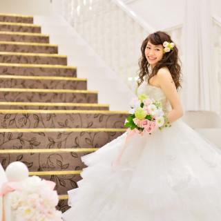 【豪華試食&ドレスサロン見学】ドレスにこだわる花嫁様特別フェア