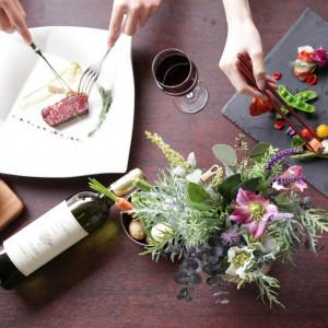 シェフの直接打ち合わせして決める人気の料理|グランシェル・ルミエール (GRAND-CIELグループ)の写真(2834677)