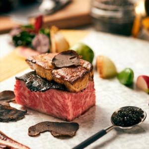 ◆QUO5千円&7大特典◆静岡育ち和牛×世界三大珍味を堪能フェア