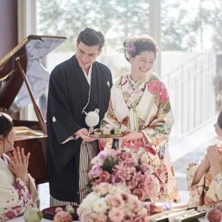 【選べる神社で叶える和婚】季節感じる和食×モダン和婚相談会