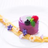 料理長の厳選食材を使用した豪華試食&パティシエ特製プリンセスをテーマにしたデザートをご用意!