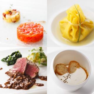 【2020年5.6月★限定】コース料理ランクアップ特典