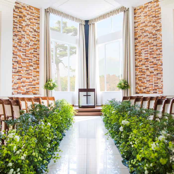 アクイール風彩の森迎賓館