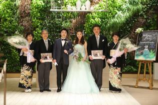 新しい家族が生まれた記念日|アニヴェルセル みなとみらい横浜の写真(959227)