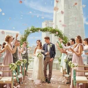 【結婚式まるごと体験】初見学のカップルにおすすめ♪