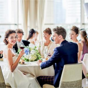 【少人数の家族婚☆10~30名118万円】挙式+会食でおもてなしフェア