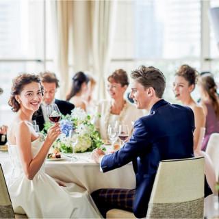 【少人数の家族婚☆10~30名115万円】挙式+会食でおもてなしフェア
