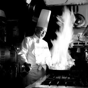 磯くわはら館時代から鹿児島の料理業界を牽引してきた総料理長