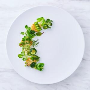 見た目も華やかな五感で愉しむひと皿|YOKOHAMA MONOLITH ~横浜モノリス~の写真(4213207)