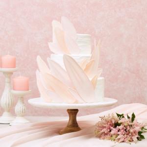 ふたりの物語を紡ぐウエディングケーキ|YOKOHAMA MONOLITH ~横浜モノリス~の写真(2645176)