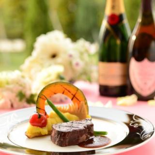 【8/19限定開催!】婚礼料理フルコース試食会