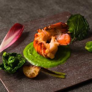 フェアでは国産牛・オマール海老の婚礼料理の試食をご用意|THE MARCUS SQUARE FUKUOKA アゴーラ福岡 山の上ホテル&スパの写真(1929001)