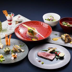 見た目でも惹きつけられる料理|THE MARCUS SQUARE FUKUOKA アゴーラ福岡 山の上ホテル&スパの写真(1929004)