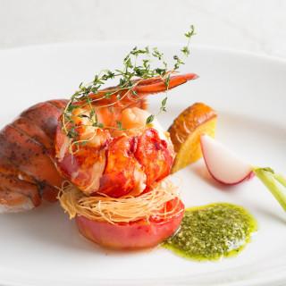 5組限定【料理重視のBIGフェア】緑溢れるチャペル体験×豪華試食