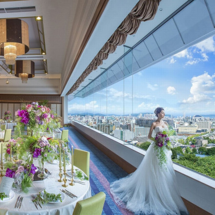 THE MARCUS SQUARE FUKUOKA アゴーラ福岡 山の上ホテル&スパ