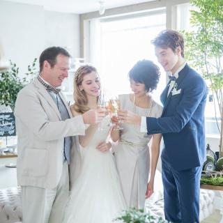 【家族婚・少人数はコチラ♪】スイーツ試食&ドレス見学フェア☆