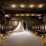 サドヤだからこその地下ワイナリー結婚式