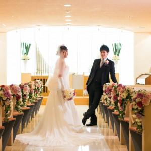 小さな結婚式 川崎チャペル