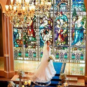 【初見学にぜひ♪】憧れの大聖堂を体験★ドレス試着&無料試食付