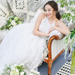 ◆1軒目のご見学で◆ドレス1着分(20万円相当)プレゼント!