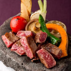 料理重視の方!和牛or鮮魚のお造り選べるハーフコース試食フェア