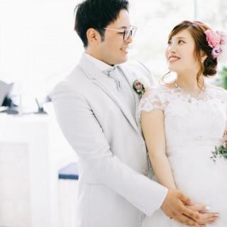 ◆マタニティウエディング◆専任のスタッフがフルサポートで安心パパママ婚