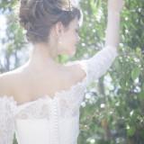 ドレスの華やかさが幸せな1日を演出