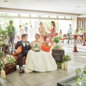 【1件目来館がお得】人気の演出体験&結婚式準備スタート相談会
