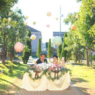 【2018年内挙式限定!30名以内の少人数結婚式*パパママ婚、家族婚は年内がお得*】