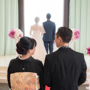 【少人数での結婚式☆】お世話になった皆様へ感謝を伝える1日へ