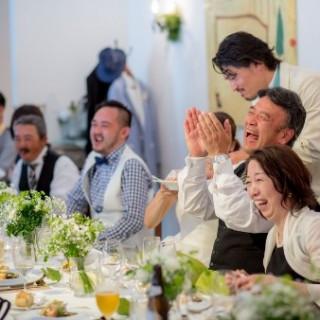 【家族婚】20名以下で叶えるファミリー婚☆挙式&会食相談会