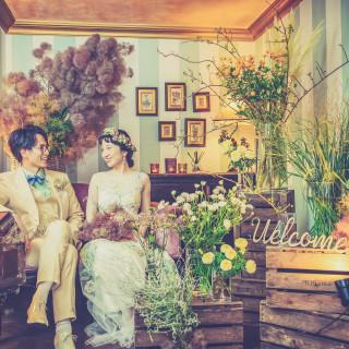 【冬の結婚式がお得】暖かな少人数ウィンターウエディングフェア