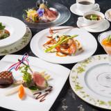 フランス料理コースの一例