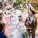 """20年4月末までのご結婚式の実施で、お料理・お写真・映像などの""""ランクアップ10万円分""""プレゼント!"""