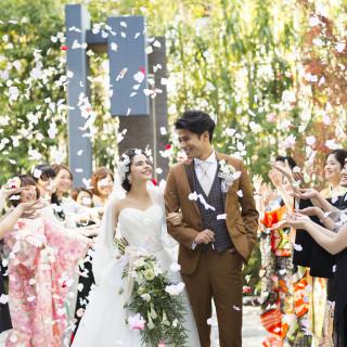 【19年9月末までのご結婚式がオトクに】挙式体験×贅沢試食会×限定特典