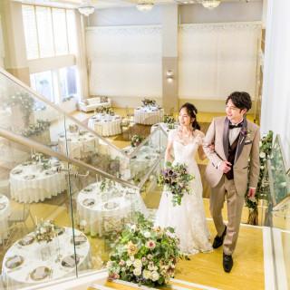 【1件目特典】披露宴会場使用料最大30万円OFF!