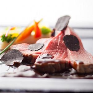 料理重視!雲丹・キャビア・特選牛を味わうコース試食 無料体験
