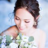 ブライズルームで憧れの花嫁に変身