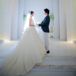 【挙式会場徹底比較】純白チャペル×開放的ガーデン×モダン和婚