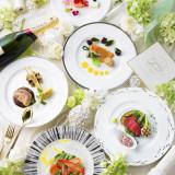 上品なお料理で、ゲストへ最幸のおもてなしを。