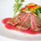 美食ウェディングを目指すブランニュー北上の料理。