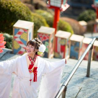 【織姫神社挙式が189,000円で叶う!!】お得なプラン相談会