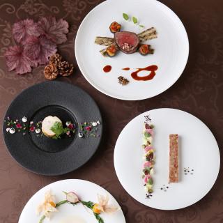 【水曜日限定】厳選食材&常陸牛料理フルコース美食フェア